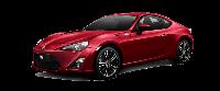 Toyota 86 - Màu đỏ tia chớp C7P