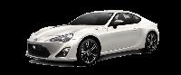 Toyota 86 - Màu trắng ngọc trai 37J