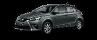 Toyota Yaris - Màu xám 1G3