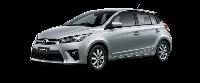 Toyota Yaris - Màu bạc 1D4