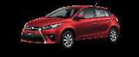 Toyota Yaris - Màu đỏ 3S1